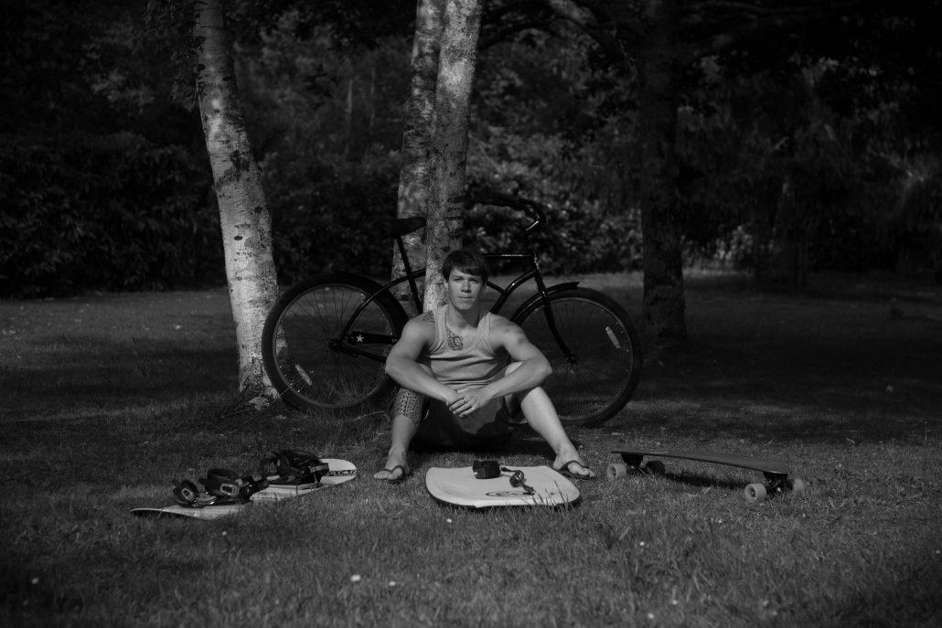 autoportrait # life is a ride