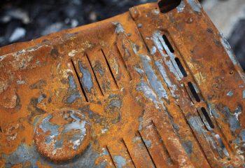 Brulante érosion