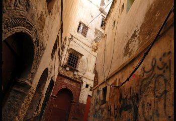 The Casbah of Algiers