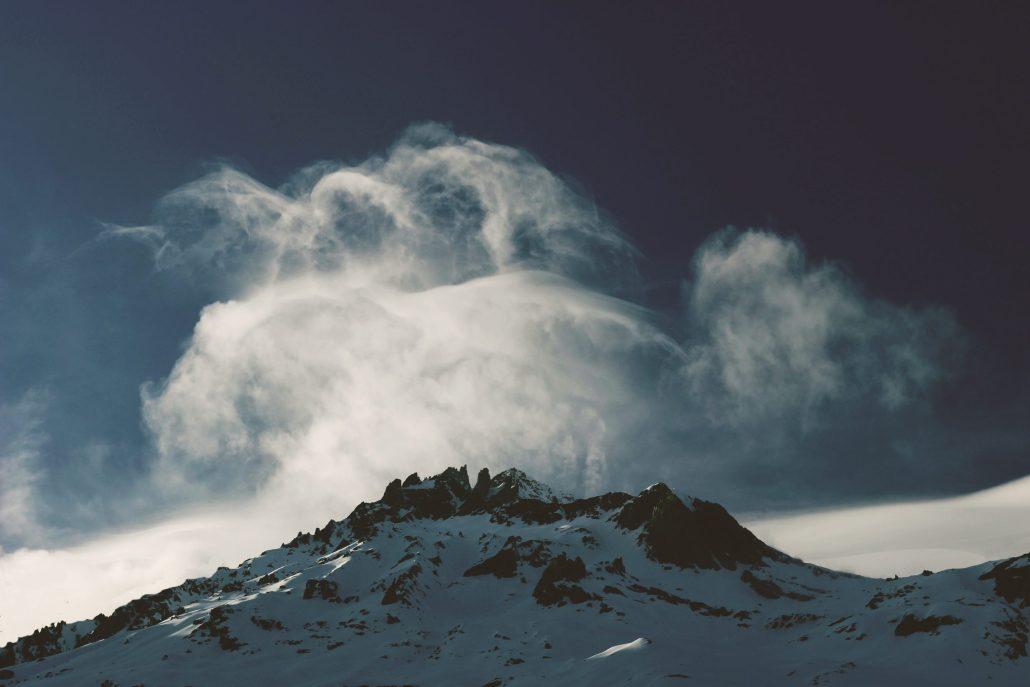 Nuages de montagne 2