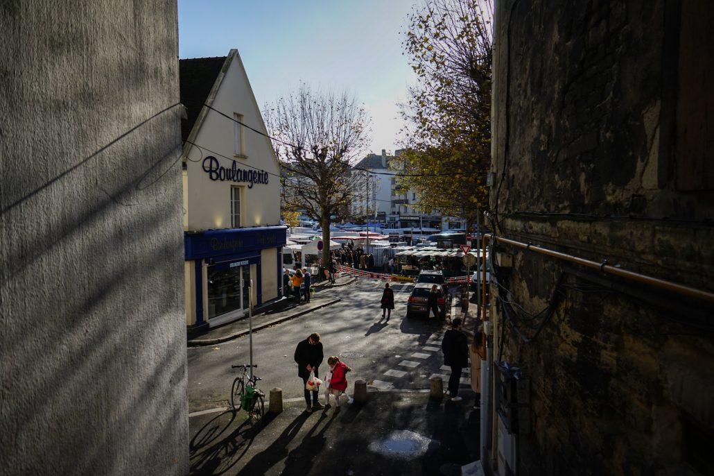 Marché de Caen
