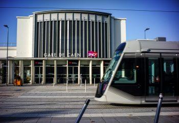 Gare de Caen