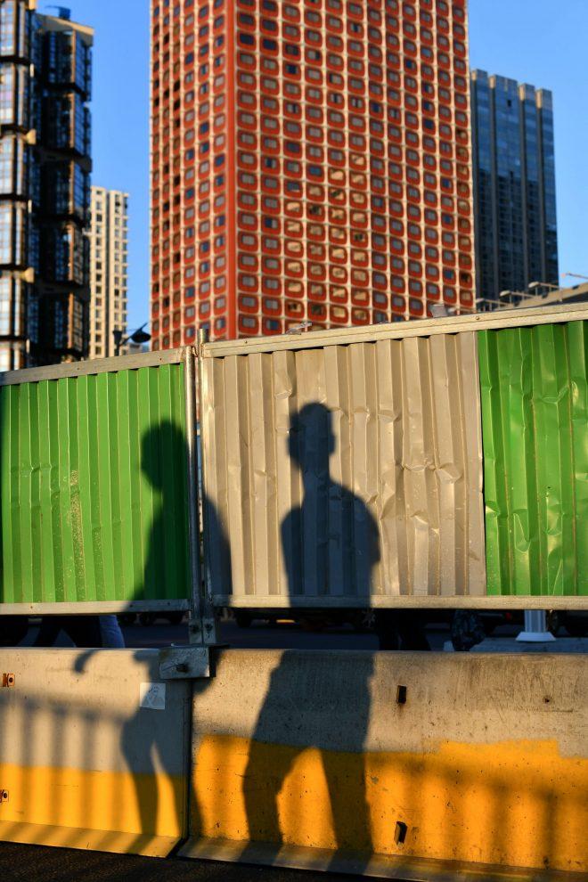 Dans l'ombre des Villes