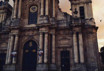 Cathédrale St Louis de Versailles