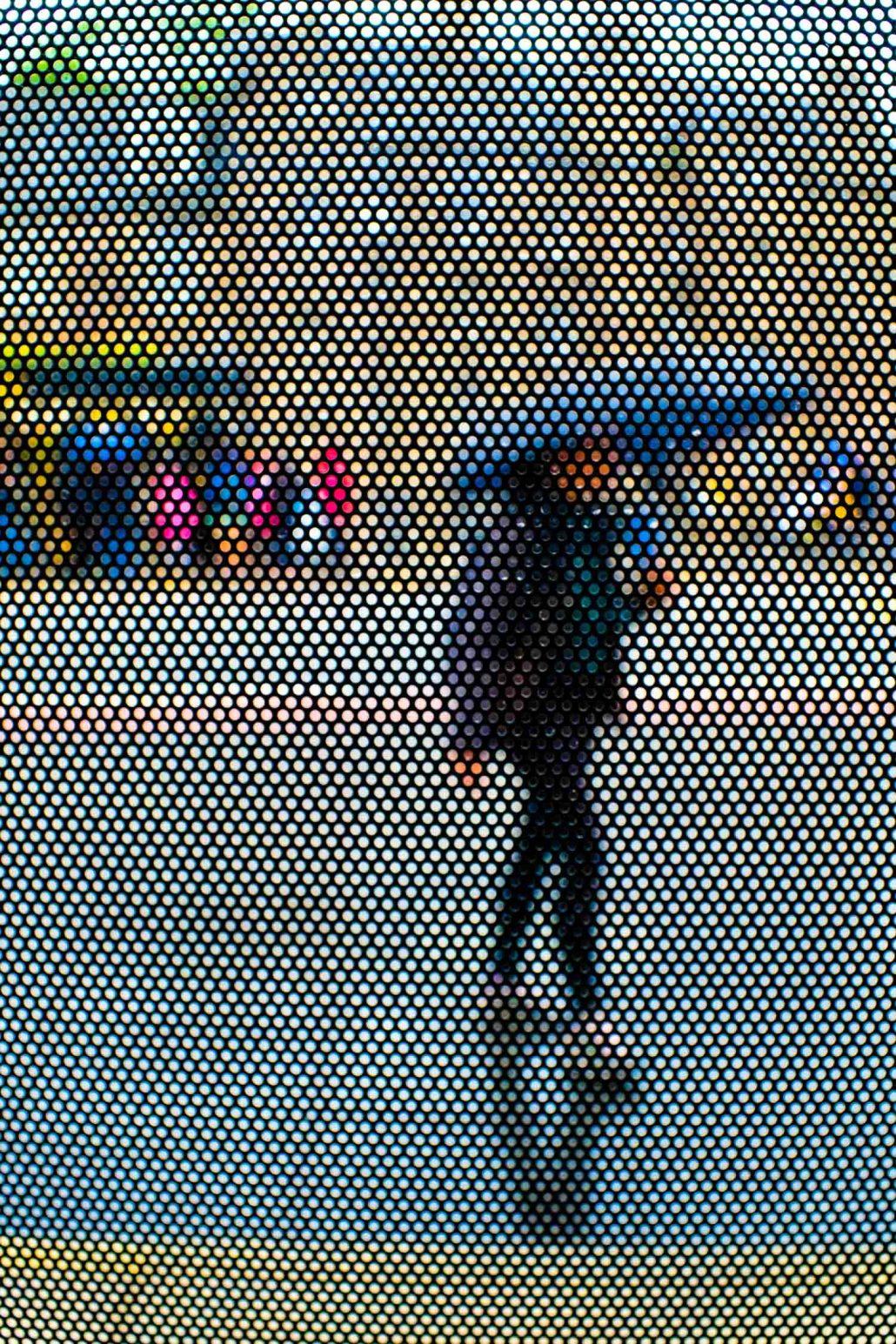 PIXEL RAIN !!!