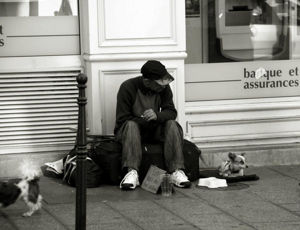 la realité de la rue