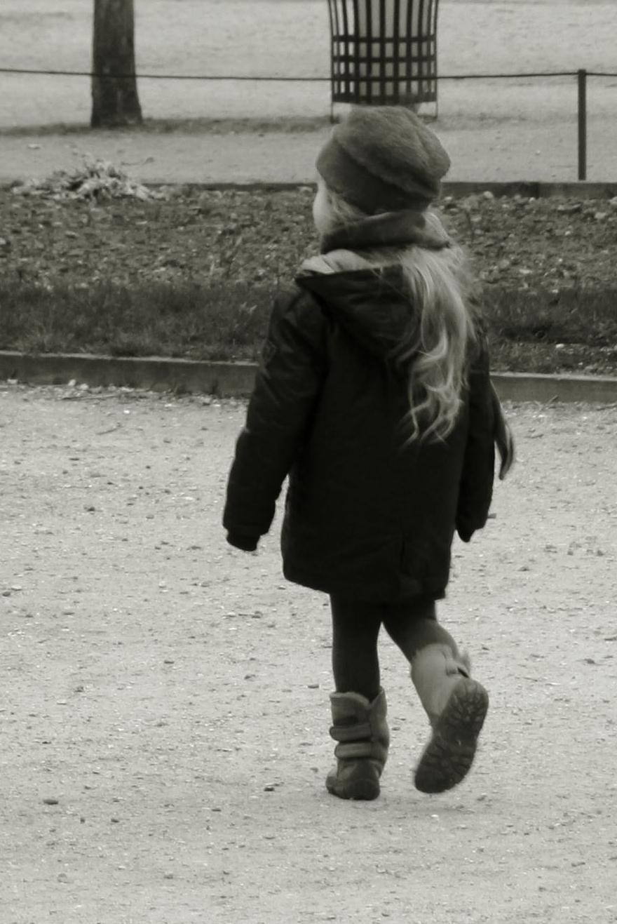 l'enfant du parc