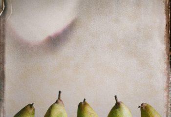 Cinq poires