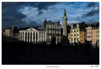 Place De Gaulle Lille