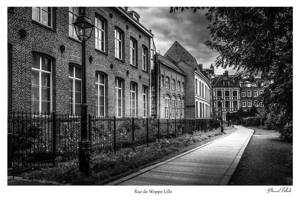 Rue de Weppe Lille