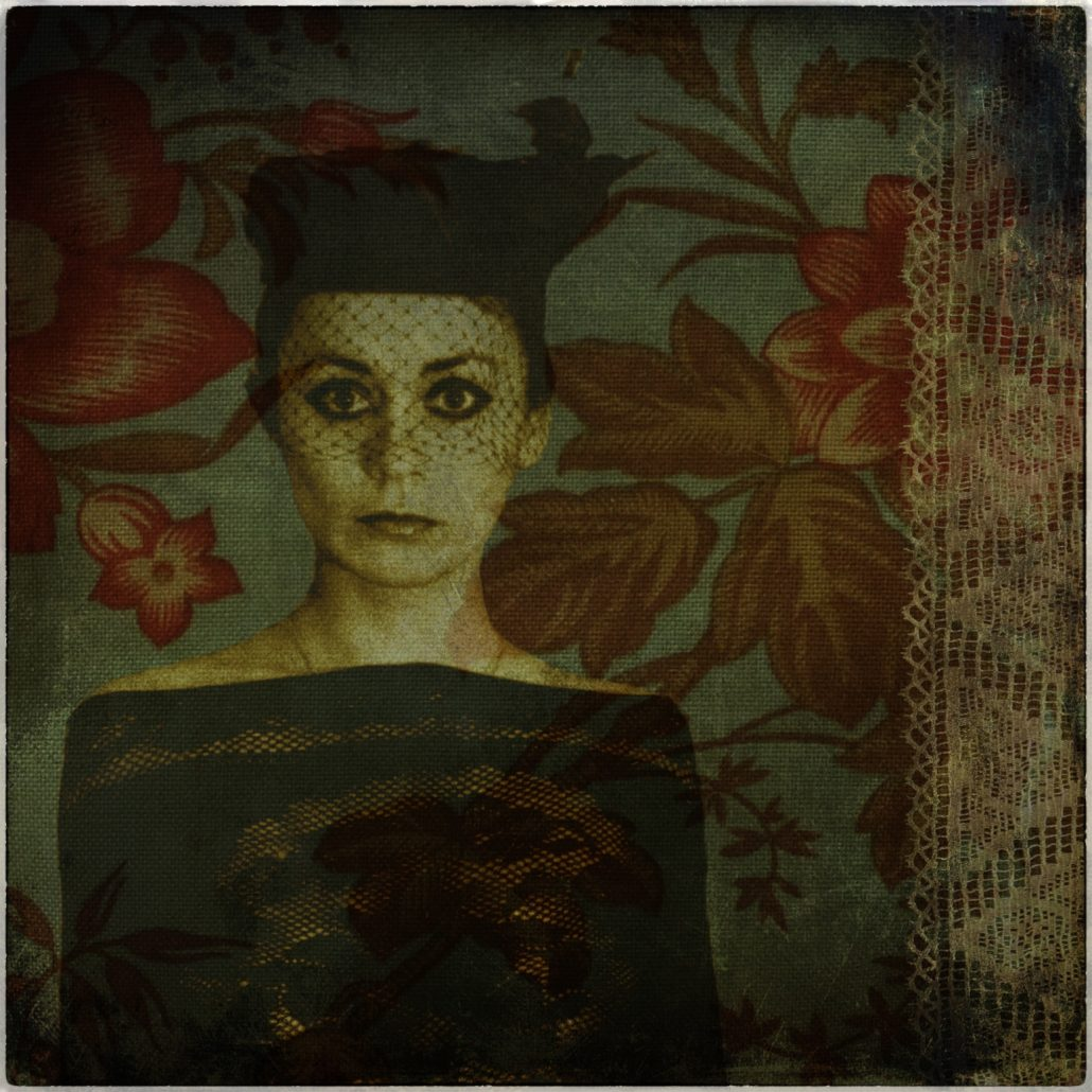 La femme à la tapisserie