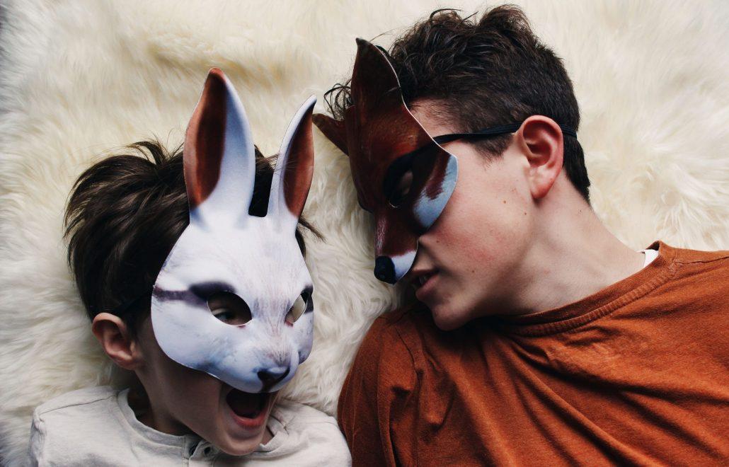 le lapin et le renard