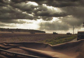 convoi dans le Vexin à la recherche du Dôme Allemand