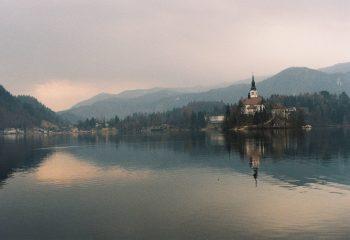 Le lac de Bled