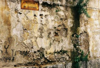 Le mur/Naples