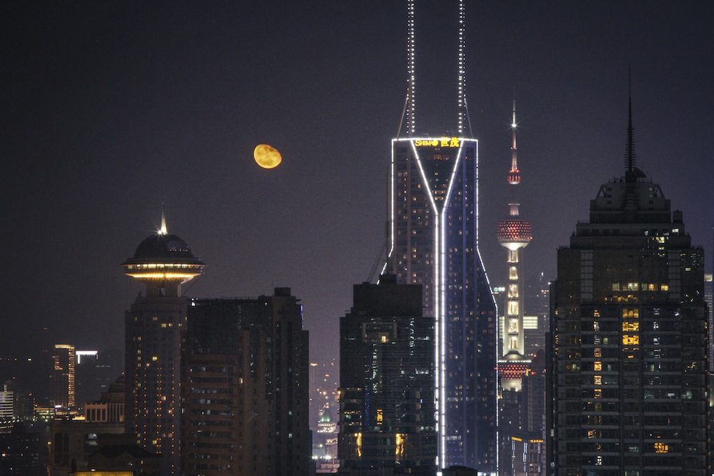 Good night Shanghai