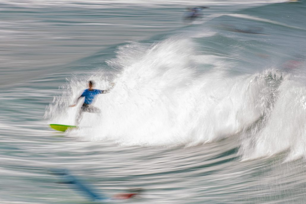 surf like a surfer