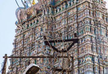 Temple à Madurai Inde