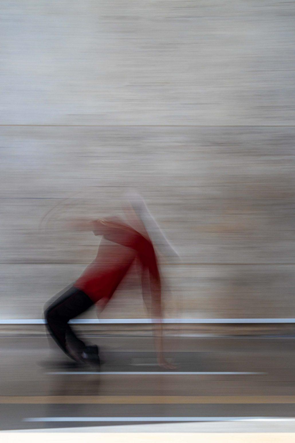 fluid dance…