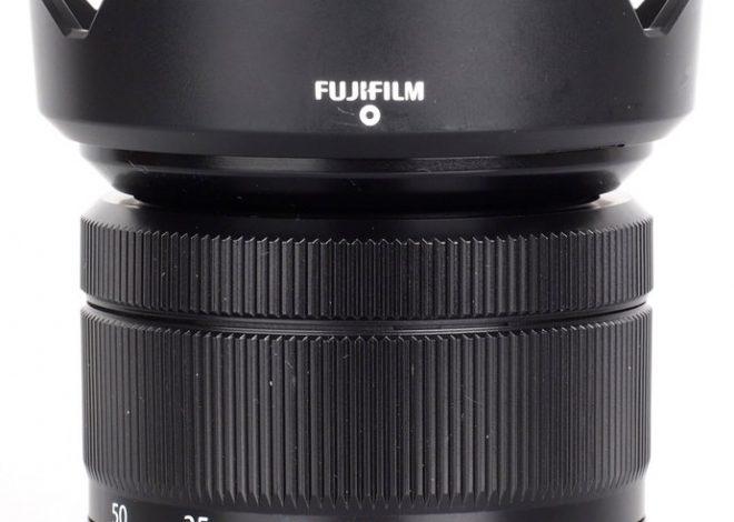 FUJINON XC16-50mmF3.5-5.6 OIS II