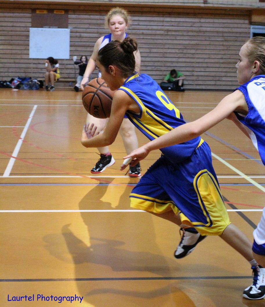 Basket a Bouffemont