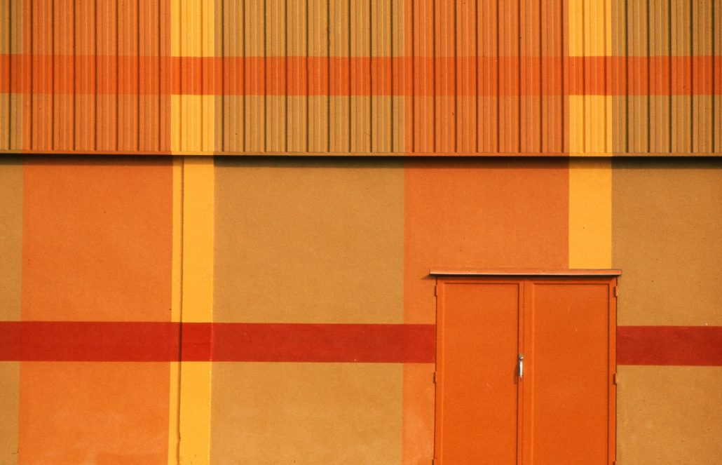 la porte orange