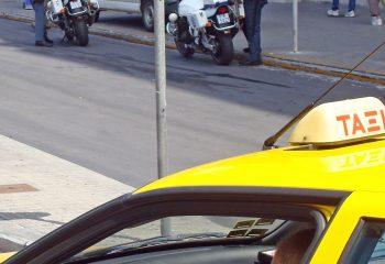 taxi grec