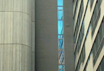 la barre bleue