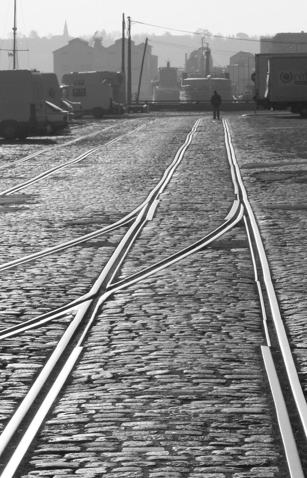 le quai des rails