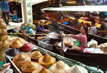 marché thaï