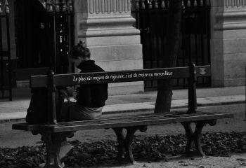 Paris 1er Jardin du Palais Royal