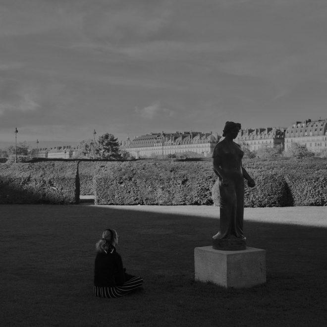 Paris 1er Jardin des Tuileries