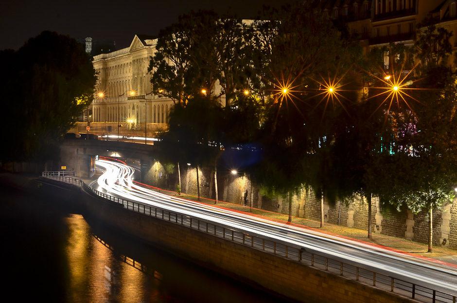 Paris by nigh