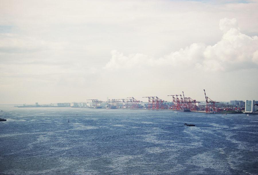 port de Tokyo