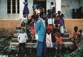 Directeur des écoles, Lusinga, RDC