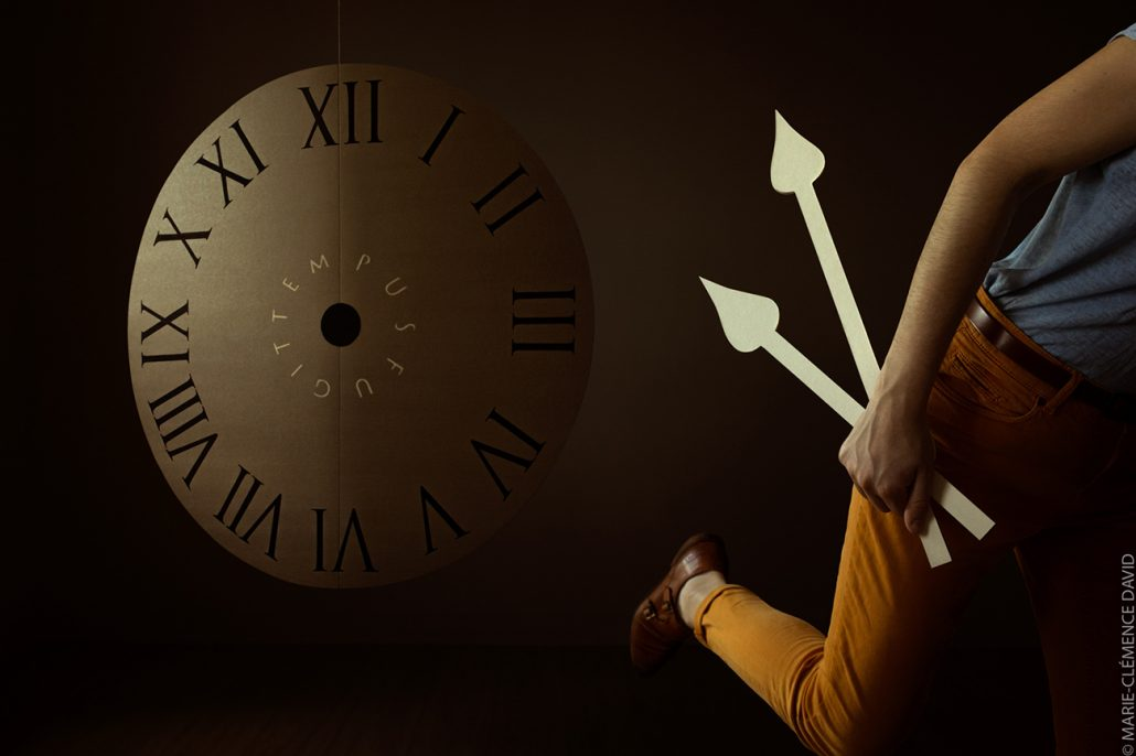 Le temps dérobé