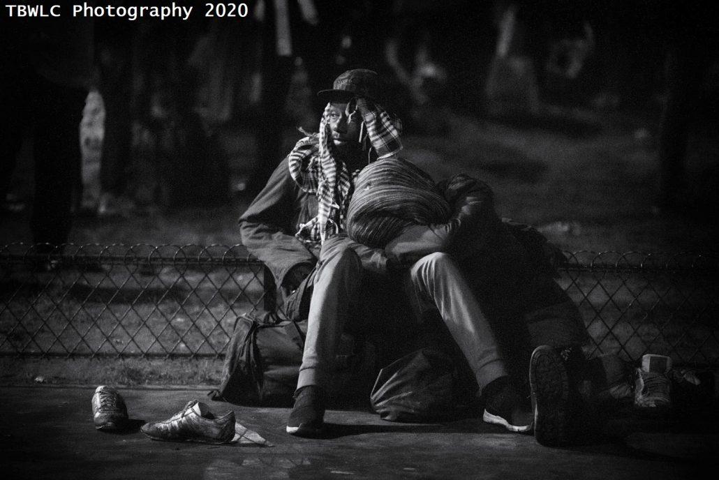 Camp de Migrants D'Aubervilliers