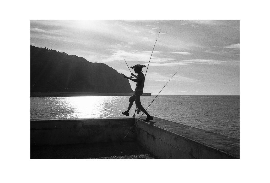 Pêcheur funambule