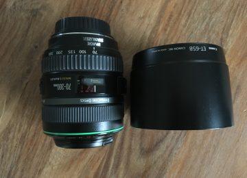 Zoom EF DO 70-300 IS USM f/4.5-5.6
