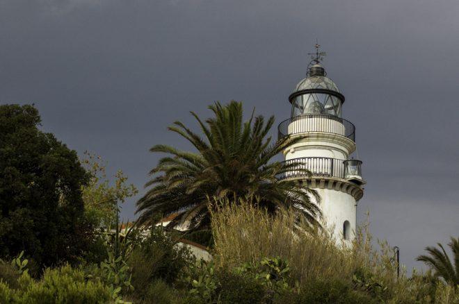 Un phare en Espagne