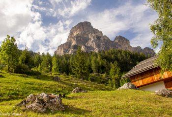 Un matin dans les Dolomites
