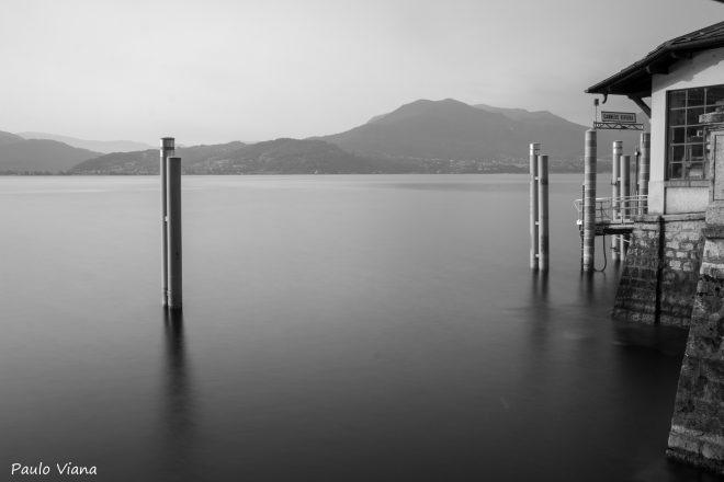 Le lac au matin