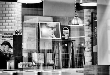 Burgers & Warhol