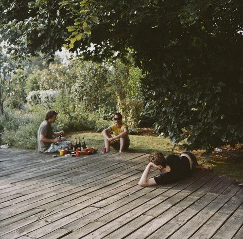 Le dejeuner sur l'herbe