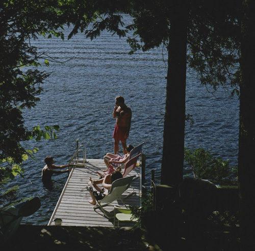 Eastman cabin's