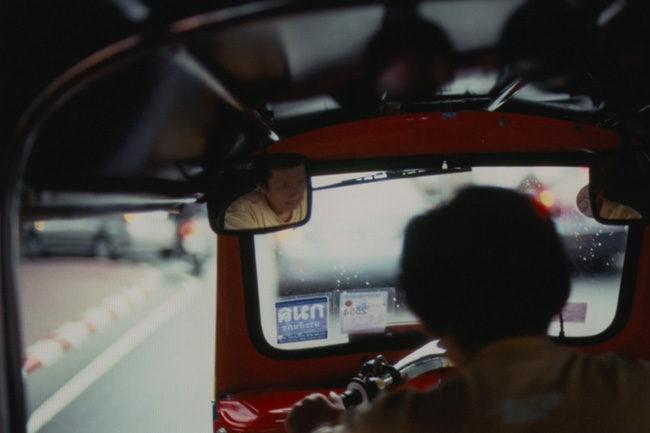 Touk-Touk driver