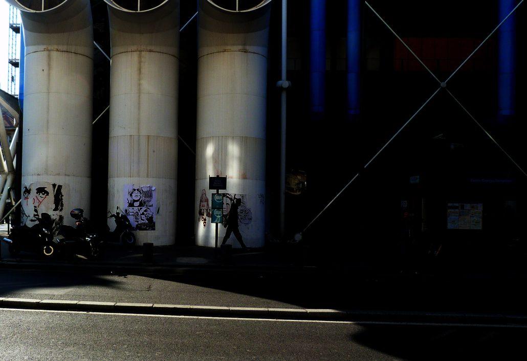 Street shadows ….