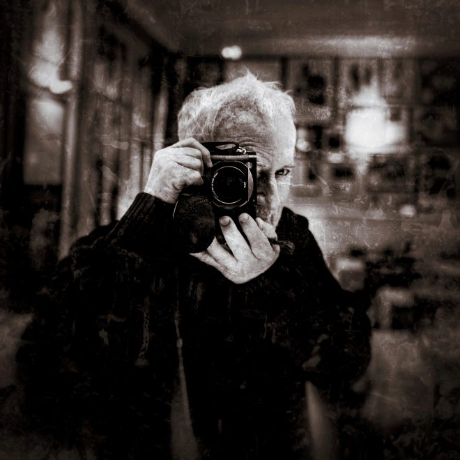 Auto portrait Jocelyn Josso