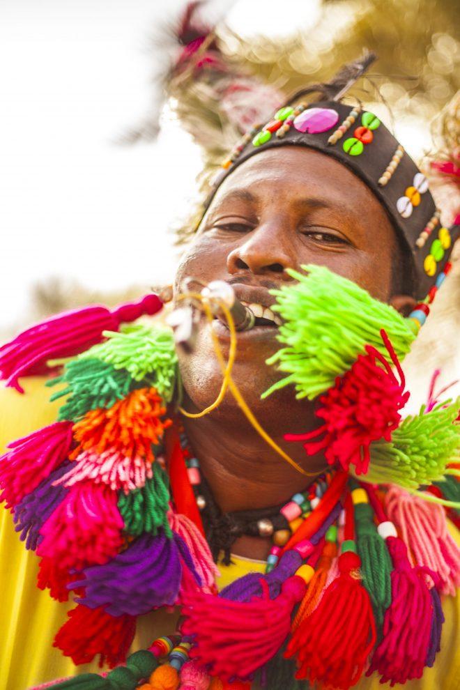 Danseur soudanais