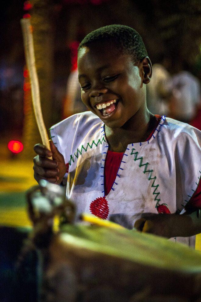 Petit percussioniste